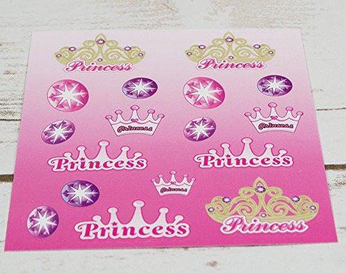 Play - Autocollants Princesse