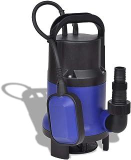 Bomba Eléctrica Sumergible Para Agua Sucia de Jardín 400 W