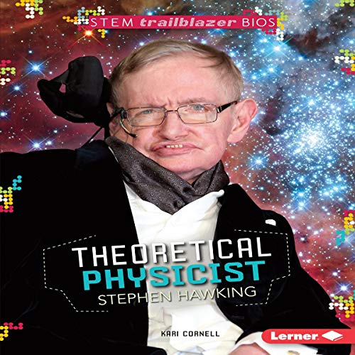 Theoretical Physicist Stephen Hawking cover art