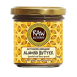 2 Pack Bundle Saving You Money Great Deals and Offers On Raw Ecstasy - Activated Almond Nut Butter - 140g . FREE Delivery On ALL Items. Activated Almond Nut Butter Fantastic quality product from a great brand
