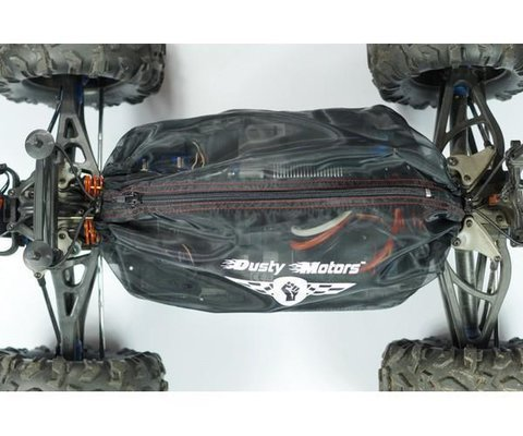 ST4-G3 ER4-G3 Dreck-Schutz Dusty Motors Shroud Thunder Tiger MT4-G3