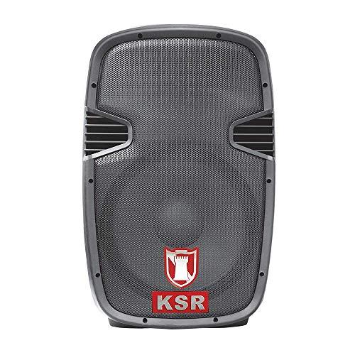 Kaiser Kit de Bafle Profesional con Stand de 15″. 12,000W PMPO