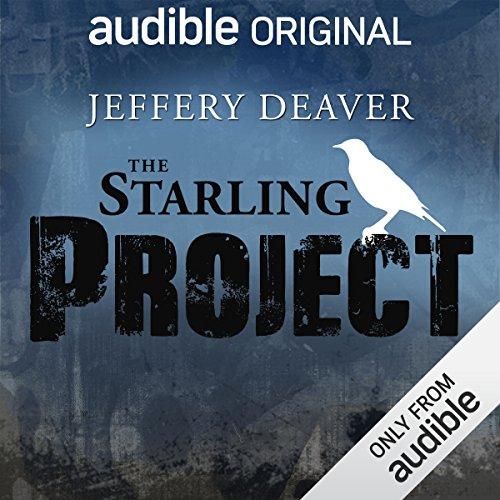 The Starling Project audiobook cover art