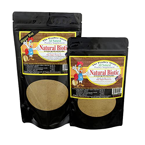 The Poultry Store TM- Natural Biotic