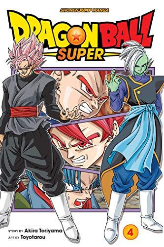 Dragon Ball Super, Vol. 4 (Dragonball super, 4)
