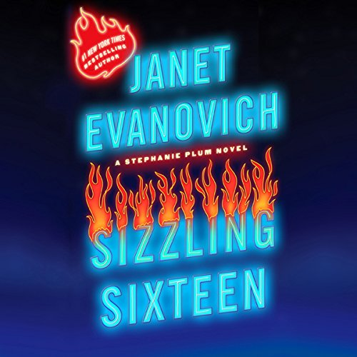 Sizzling Sixteen audiobook cover art