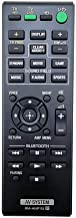 New Replacement Remote Control ANP115 for Sony Home Theater System, Compatible with ANP114 ANP115 HT-CT370 HT-CT770 HTCT37...
