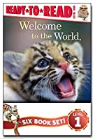 ZooBorns Ready-to-Read Value Pack: Welcome to the World, ZooBorns!; I Love You, ZooBorns!; Hello, Mommy ZooBorns!; Nighty Night, ZooBorns!; Splish, Splash, ZooBorns!; Snuggle Up, ZooBorns!