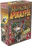 Pegasus Spiele 17242G - Munchkin Apokalypse 1+2