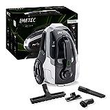 Imetec 8632 Ecoextreme PRO++ C2-100 Aspirapolvere Senza Sacco, Classe Energetica A++ con Spazzola Parquet