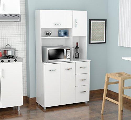 Inval Gabinete para microondas/Alacena