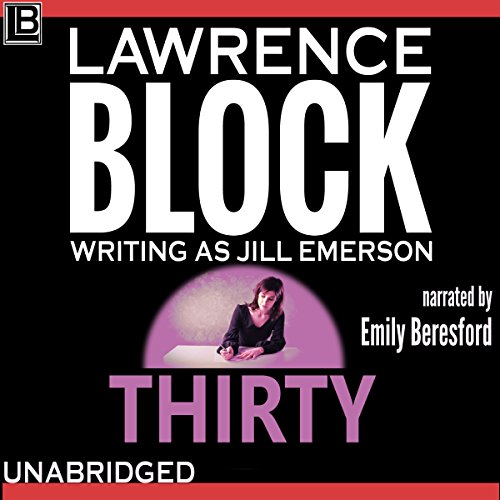 Thirty audiobook cover art