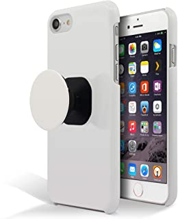 [Breeze-正規品] iPhone ・ スマホケース ポリカーボネイト [WHITE] Samsung Galaxy Feel SC-04J ケース ギャラクシーフィール SC04J カバー 液晶保護フィルム付 [SC04J] [SC04JJG2002BP]