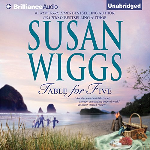 Table for Five audiobook cover art