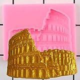 YIYAO Silicone MoldsCake BorderMold DIY Cake Decorating Tools Candy Clay...