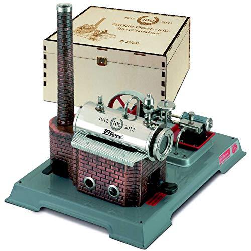 Wilesco 00010/100 Dampfmaschine D10 100 Jahre