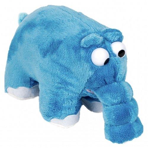 Plüsch Ottifant groß by Otto Waalkes Farbe blau