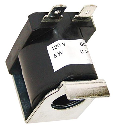 Coil Only, Solenoid, New Style 120V