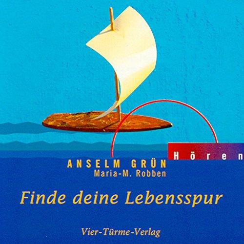 Finde deine Lebensspur audiobook cover art