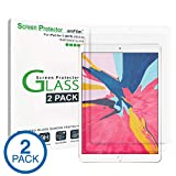 amFilm Glass Screen Protector for iPad Air 3 (2 Pack) (2019) 10.5...