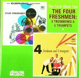 The Four Freshmen: 5 Trombones & 5 Trumpets