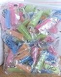 100 unidades de higiene boquillas multicolor (exterior) - pipa Shisha
