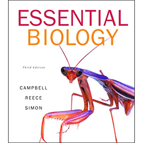 VangoNotes for Essential Biology, 3/e audiobook cover art