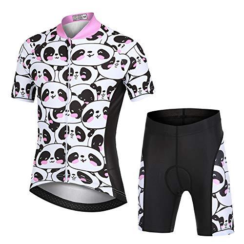 LPATTERN - Radsport-Anzüge für Jungen in Süß Panda(anzug), Größe 152/158