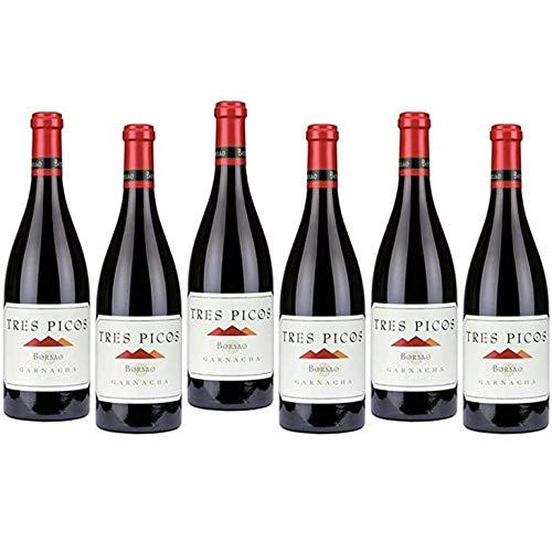 Borsao Tres Picos - Mejores Vinos Robert Parker - Seleccionado por Cosecha Privada -