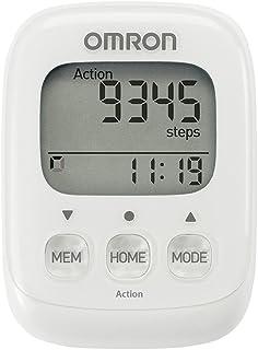 Omron Walking Style IV Pedometer, White