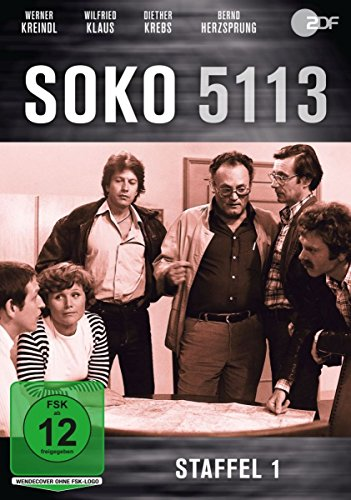 SOKO 5113 - Staffel 1