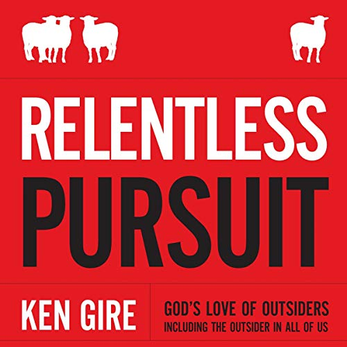 Relentless Pursuit  By  cover art