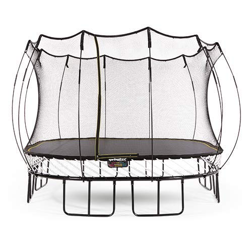 Springfree Trampoline - 11ft Large Square | Trampoline Only