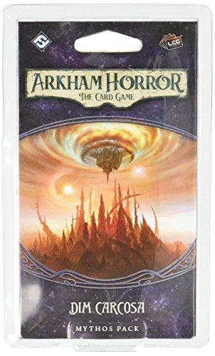 Fantasy Flight Games - Arkham Horror LCG: Mythos Pack - Dim Carcosa - Juego de Cartas