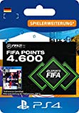 FIFA 21 Ultimate Team 4600 FIFA Points | PS4 (inkl. kostenlosem Upgrade auf PS5) Download Code - deutsches Konto