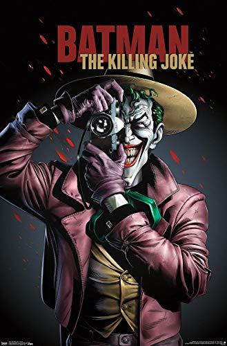 Trends International Batman The Killing Joke Wall Poster 22.375