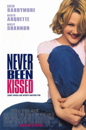 Pop Culture Graphics Never Been Kissed Poster Movie 11x17 Drew Barrymore David Arquette Leelee Sobieski Michael Vartan