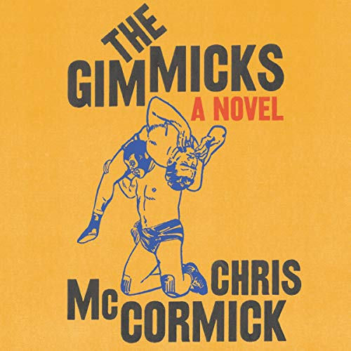 The Gimmicks audiobook cover art