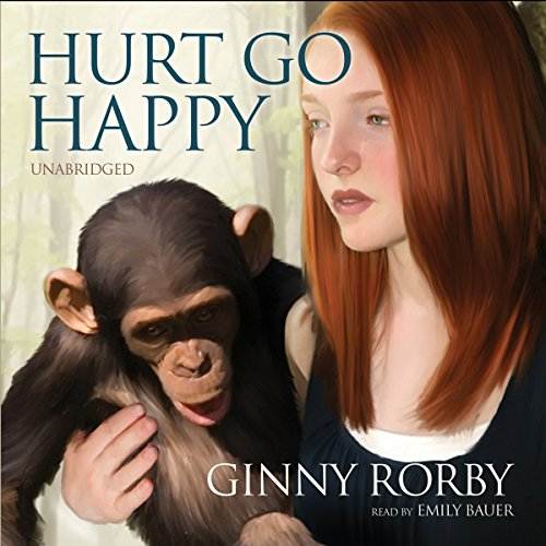Hurt Go Happy audiobook cover art