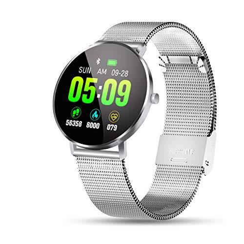 Armbanduhr mit Datum,
