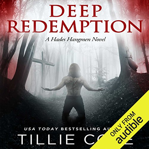 Deep Redemption audiobook cover art