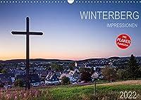 Winterberg Impressionen (Wandkalender 2022 DIN A3 quer): Eine Kleinstadt im Hochsauerland (Geburtstagskalender, 14 Seiten )