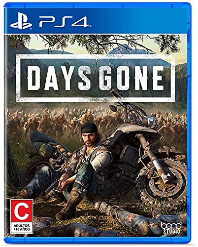 Days Gone - LATAM PS4 - Standard Edition