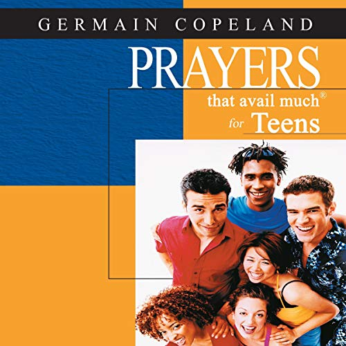 Prayers That Avail Much for Teens  By  cover art
