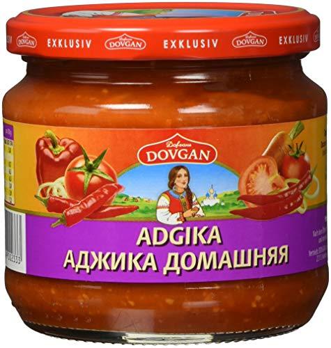 Dovgan Scharfe Paprika - Sauce