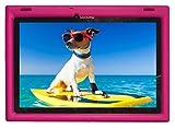 Bobjgear Carcasa Resistente Para Tablet Lenovo 10 Tb-X103F and Tab 2 A10-30, Tab2 X30F - Bobj Funda Protectora (Rosa)