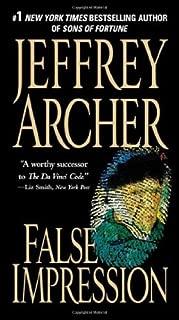 False Impression by Jeffrey Archer (2006-11-28)