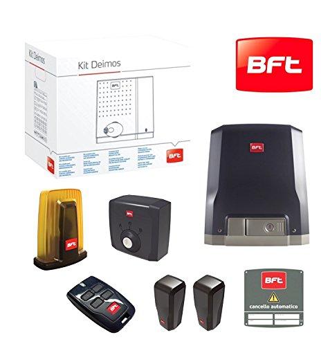 professionnel comparateur Jeu de portes coulissantes automatiques BFT Deimos Motor A600 24V 600kg Pour usage résidentiel… choix