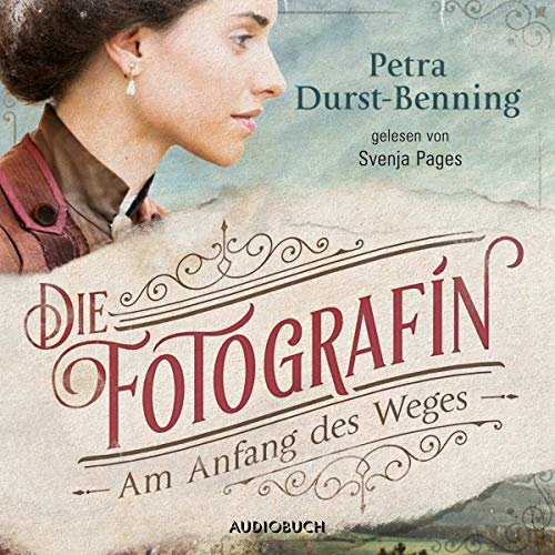 Die Fotografin - Am Anfang des Weges Titelbild