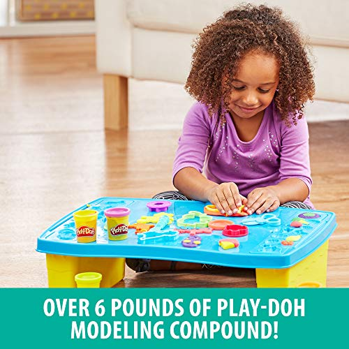 Play-Doh 36 Can Mega Pack of Non-Toxic Modeling Compound, 3 Oz Cans